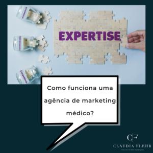 agência exclusiva marketing médico